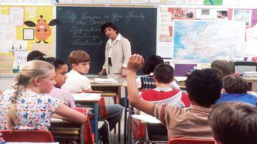 Kinderen in een klaslokaal_ wat voor soort gedrag vertoont jouw kind_