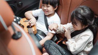 taxi-ouder hobby's kind