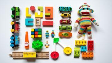 speelgoed kind opruimen