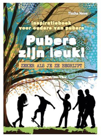 boek over de puberteit