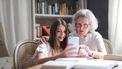 band tussen grootouders en kleinkinderen