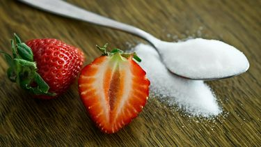 Minder suiker
