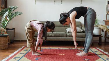 yoga nidra voor kinderen