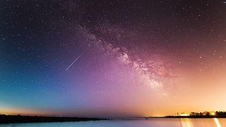 lucht vol sterren