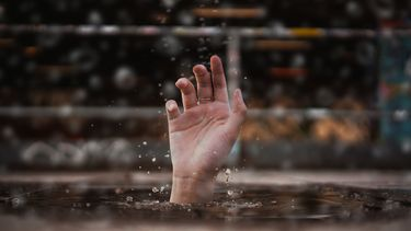 Verdronken
