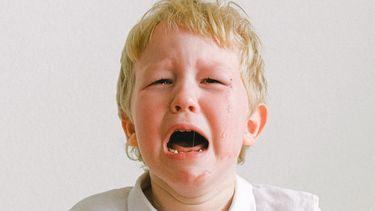 altijd huilen / huilend jongetje