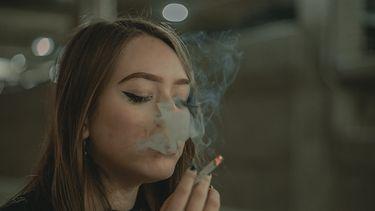 praten kind roken