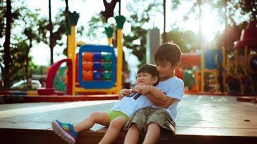 kind wordt gepest door broer of zus