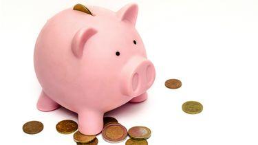 puber leren sparen / spaarpot