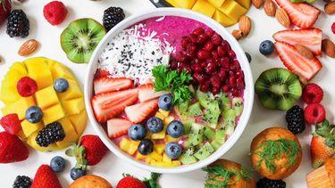 Kom met gezond eten. Antidepressieve voeding.