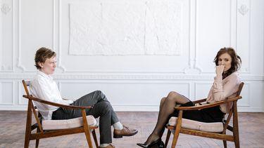 Voordelen van scheiden. Stel met ruzie
